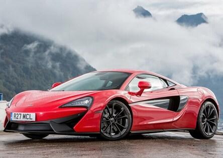 McLaren 540C [Video Prime Impressioni]