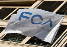 FCA, richiamate 310.000 auto negli USA