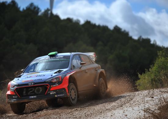 WRC, Ogier a un passo dal titolo
