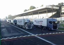 TruckEmotion & VanEmotion 2016: veicoli commerciali in pista a Monza