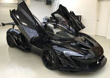 McLaren P1 GTR stradale in vendita a oltre 3 milioni di euro