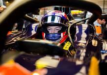 Formula 1: Daniil Kvyat confermato in Toro Rosso per il 2017