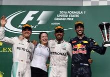 Formula 1 GP USA 2016, le pagelle di Austin