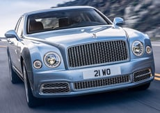 Bentley Mulsanne (2010->>)