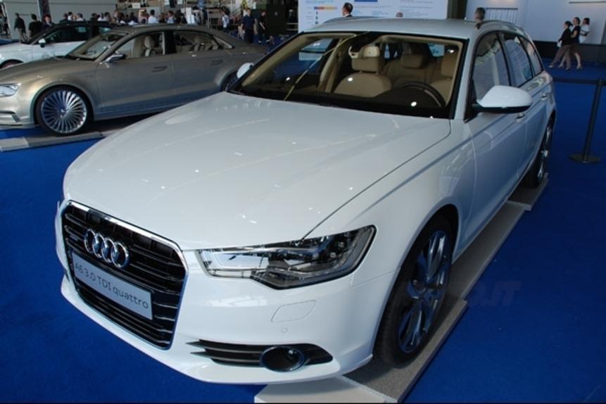Audi A6 Avant Quanto Costa News Automoto It