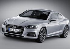 Audi A5 Coupé (2016->>)