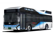 Toyota, primo bus a idrogeno in Giappone nel 2017