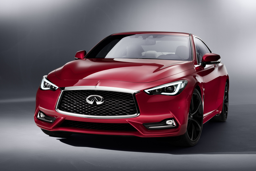 infiniti q60 2016 q60 3 0 turbo ca awd s sport tech 10 2016 prezzo e scheda tecnica. Black Bedroom Furniture Sets. Home Design Ideas