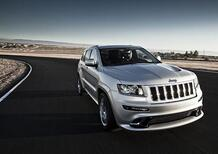 Jeep Grand Cherokee SRT8: arriva in Europa