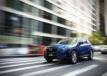 Mazda CX-5: nuove foto e video