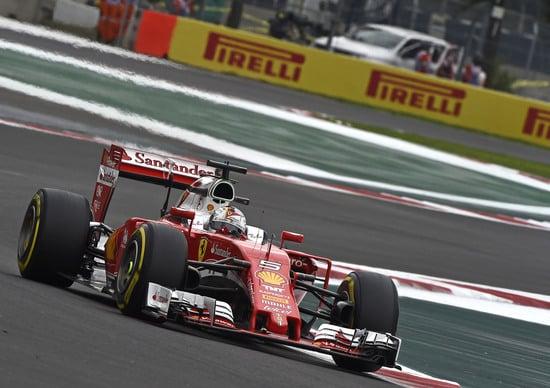 Gp Messico F1, Vettel: