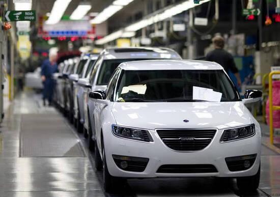 Saab: avviata l'istanza di fallimento