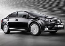Nuova Toyota Avensis: al via la produzione in Inghilterra