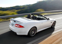 Jaguar XKR-S Convertible: prime immagini ufficiali