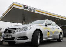 Mercedes-Benz ed Eni: via al giro d'Italia a metano