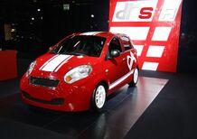 DR al Motor Show 2011
