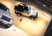 Jeep al Motor Show 2011