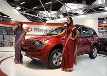 Mahindra al Motor Show 2011