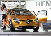 Renault al Motor Show 2011