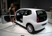 Volkswagen al Motor Show 2011