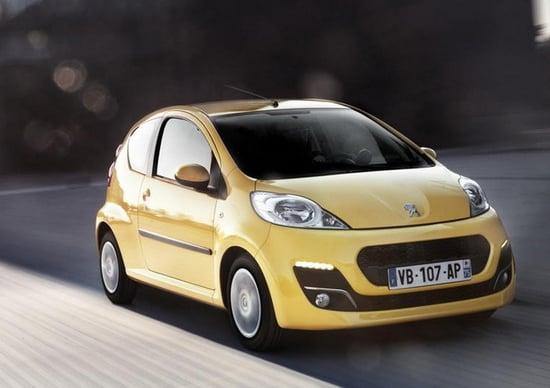 Peugeot 107 M.Y. 2012