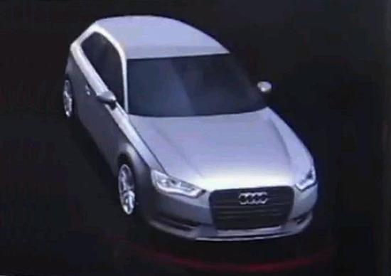 Nuova Audi A3: prime immagini