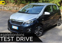 Peugeot 108 | Test drive #AMboxing [Video]