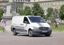Mercedes-Benz Vito E-Cell: oltre 650.000 km percorsi