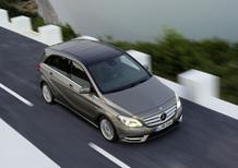 Nuova Mercedes-Benz Classe B certificata  ISO TR 14062