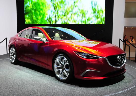 Mazda al Salone di Ginevra 2012