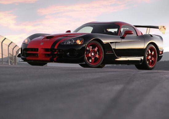 Dodge Viper: il richiamo più piccolo della storia?
