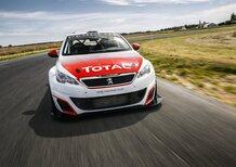 Peugeot 308 Racing Cup: ora è in vendita