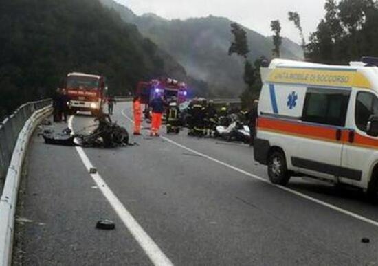 Istat: aumentano vittime di incidenti stradali. Nel 2015 +1,4% rispetto al 2014