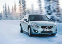 Volvo C30 Electric: il particolare sistema di condizionamento