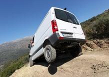 Volkswagen Commerciali 4MOTION: inarrestabile crescita