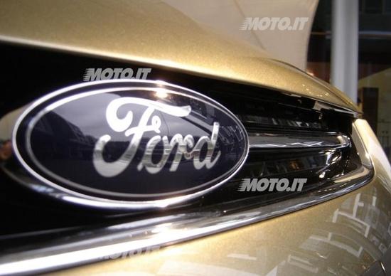 Ford: ad aprile aumentano le vendite nel Regno Unito