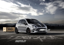 Abarth Punto Supersport: serie limitata a 199 esemplari