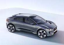 Jaguar i-Pace concept: il prototipo annuncia una SUV elettrica per il 2018 [Video]