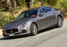 Maserati Ghibli restyling 2017 [Video primo test]