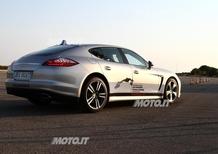 Porsche Panamera Diesel: raggiunti 18,9 km/l!