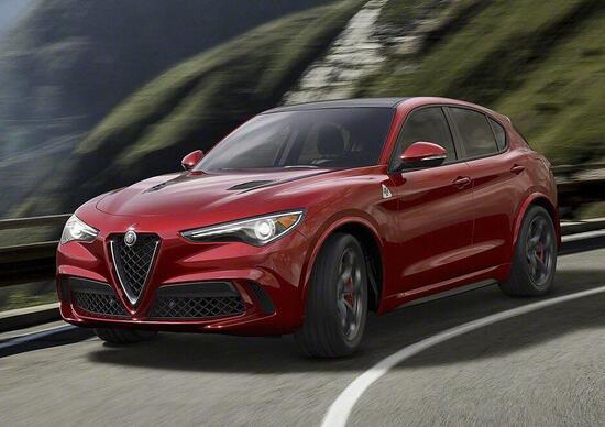 Alfa Romeo Stelvio, ecco le prime immagini