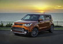 Kia Soul restyling, debutto a Los Angeles