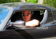 All'asta la Tesla Roadster di Clooney