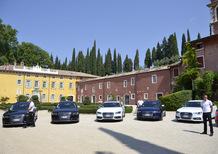 Audi: la gamma S 2012
