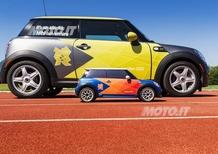 Londra 2012: alle Olimpiadi la Mini Mini