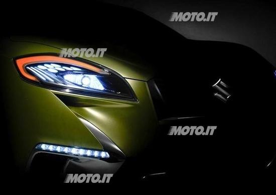 Suzuki S-Cross: primi teaser ufficiali