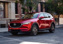 Mazda CX-5 al Salone di Los Angeles 2016 [Video]