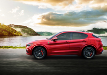 Alfa Romeo Stelvio al Salone di Los Angeles 2016 [Video]