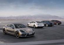 Porsche Panamera Executive al Salone di Los Angeles 2016 [Video]