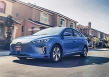 Hyundai Ioniq Autonomous Concept, debutto a Los Angeles
